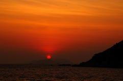 The sunrise Royalty Free Stock Image