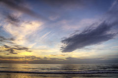 Sunrise in Florida Royalty Free Stock Image