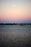 Sunrise Harbor San Diego Stock Photo