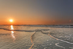Sunrise on Hilton Head Island Royalty Free Stock Photos