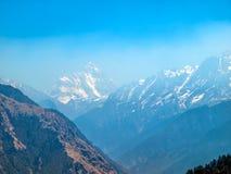 Sunrise, Himalayas Royalty Free Stock Photo