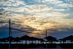 Sunrise in Hurghada / Makadi Bay - Red Sea Stock Photography