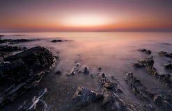 Sunrise in Ireland Stock Images