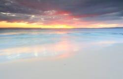 Sunrise Jervis Bay N/SW Australia Stock Image