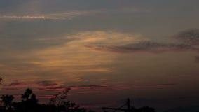 Sunrise in 4K 02 stock video