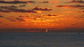 Sunrise at Kalama - Kailua, Hawai'i Stock Image