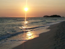Sunrise Ko Lipe Thailand Stock Photos