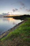 Sunrise on the Minamurra River Stock Photo