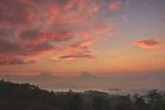 Sunrise. Morning beauty day stock image