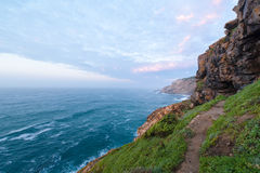 Sunrise at Mossel bay, South Africa Royalty Free Stock Photos