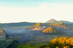 Sunrise at Mount Bromo Stock Images