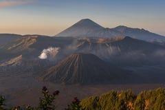 Sunrise at Mount Bromo volcano East Java, Indonesia. Sunrise at Mount Bromo volcano East Java, Indonesia Stock Image