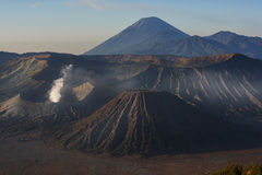 Sunrise at Mount Bromo volcano East Java, Indonesia. Sunrise at Mount Bromo volcano East Java, Indonesia Stock Images
