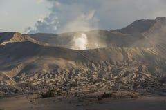 Sunrise at Mount Bromo volcano East Java, Indonesia.  Stock Image