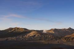 Sunrise at Mount Bromo volcano East Java, Indonesia Stock Photos