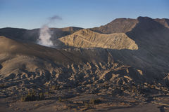 Sunrise at Mount Bromo volcano East Java, Indonesia Stock Images