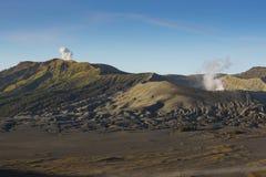 Sunrise at Mount Bromo volcano East Java, Indonesia Royalty Free Stock Image