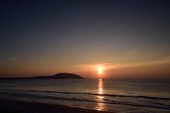 Sunrise at Mui Ne, Vietnam Royalty Free Stock Photography