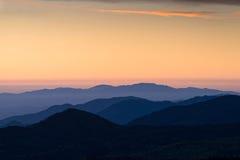 Sunrise n Greece Stock Images