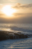 Sunrise, Natural Bridges Royalty Free Stock Photography