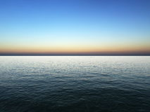 Sunrise near Bimmah. Village, Oman Stock Photography