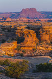 Sunrise in Needles District Stock Photo