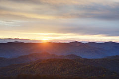 Sunrise in North Carolina Royalty Free Stock Photo