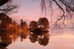 Free Sunrise On Derwentwater Stock Images - 22847324