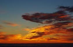 Free Sunrise On Fire Royalty Free Stock Image - 4859906