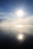 Sunrise On Lake Royalty Free Stock Photos