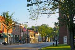 Free Sunrise On Main Street Stock Photography - 5596382