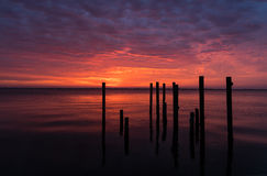 Free Sunrise On The Indian River Lagoon Stock Photo - 87593310