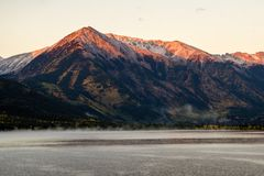 Free Sunrise On Twin Lakes, Colorado Royalty Free Stock Photos - 100847728