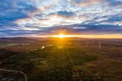 Free Sunrise Over A Peatbog By Bonny Glen, Portnoo, In County Donegal - Ireland Stock Image - 165287711