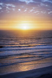 Sunrise over Atlantic Royalty Free Stock Photography