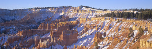 Sunrise over Bryce Canyon National Park Royalty Free Stock Photo