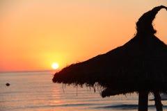 Sunrise over Mallorca Royalty Free Stock Photo