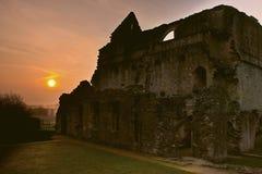 Sunrise over Mister Lovell Hall Stock Photo