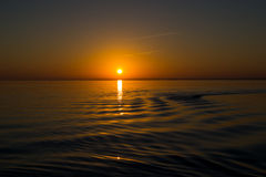Sunrise. Over The Ocean.Only the best landscapes and Seascapes Stock Photos