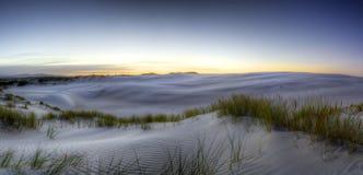 Sunrise Over Peron Dunes Royalty Free Stock Photos