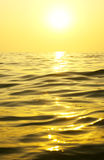 Sunrise over the sea. Early morning sunrise over the sea Royalty Free Stock Images