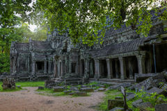Free Sunrise Over Ta Phrom Royalty Free Stock Photo - 41195365