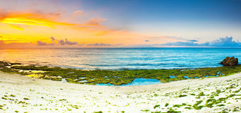 Sunrise panorama Royalty Free Stock Images