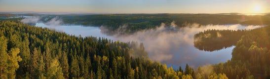 Free Sunrise Panorama Landscape Stock Photo - 73585070