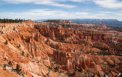 Sunrise point overlook, Bryce Canyon National Park. Utah, USA Royalty Free Stock Photos
