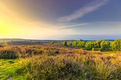 Sunrise at Posbank Royalty Free Stock Photo