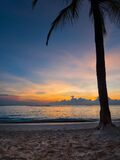 Sunrise, Punta Cana, Dominican Republic Royalty Free Stock Images