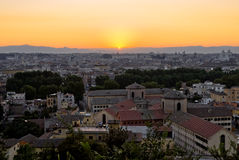 Sunrise in Rome Stock Photos