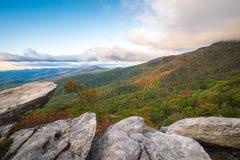 Sunrise On Rough Ridge Stock Photography