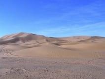 Sunrise in Sahara desert Stock Photography